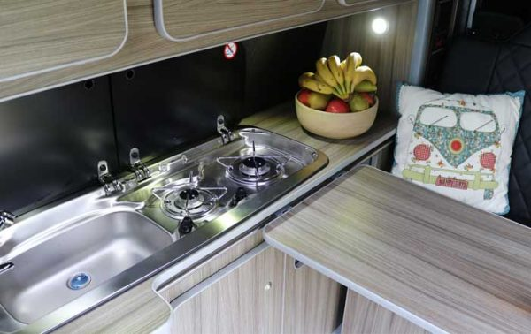 Camper-Cooker-Sink