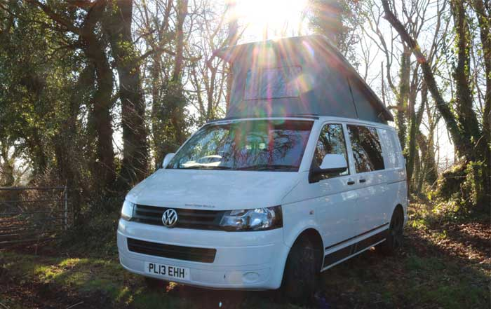 Campervan-Woods
