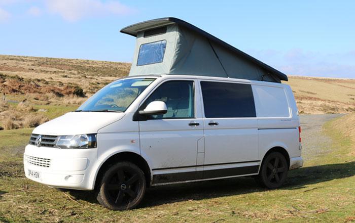 Devon Camper Hire: Maintaining Your Pop Top Roof Devon