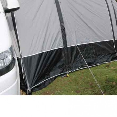 When Does an Awning Make Sense on a Campervan Trip?