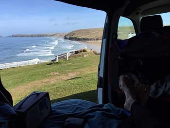 Campervan-Beach-Interior