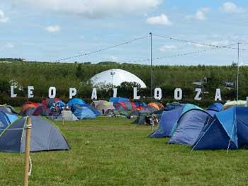 Festival-Tents