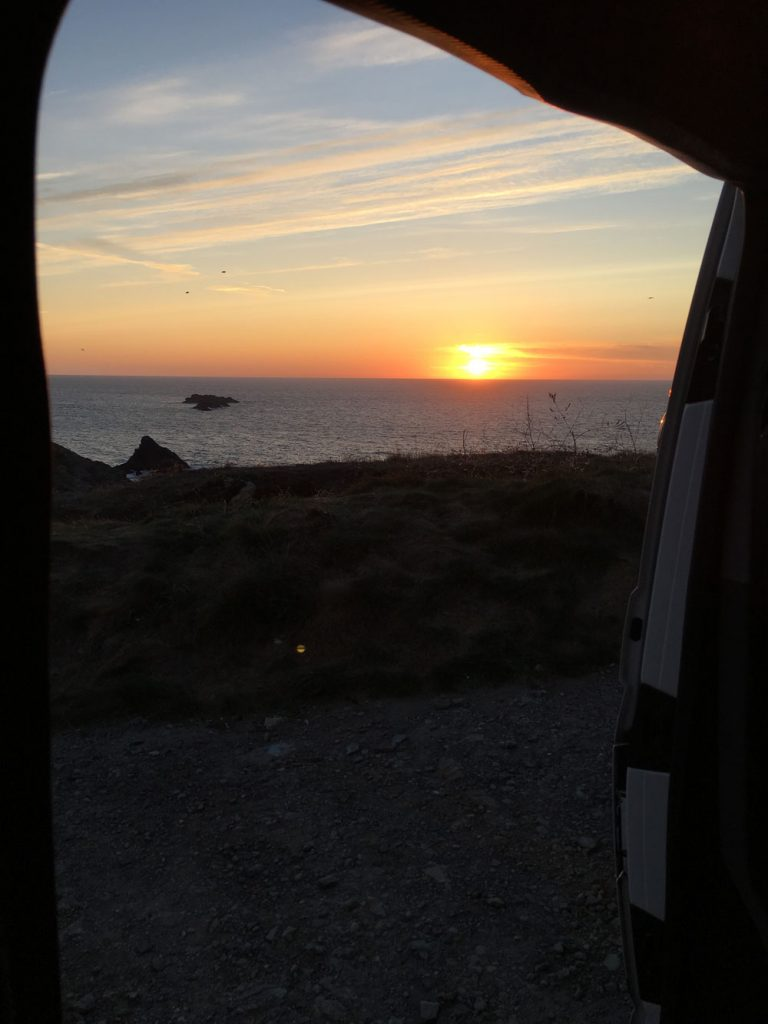 Campervan-Sea-View