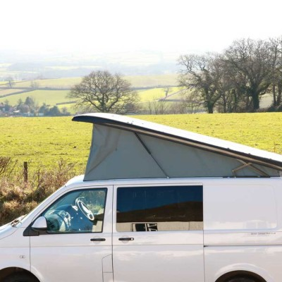 Devon Camper Hire: Maintaining Your Pop-Top Roof
